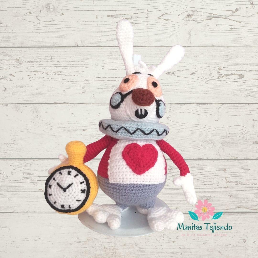 conejo del reloj